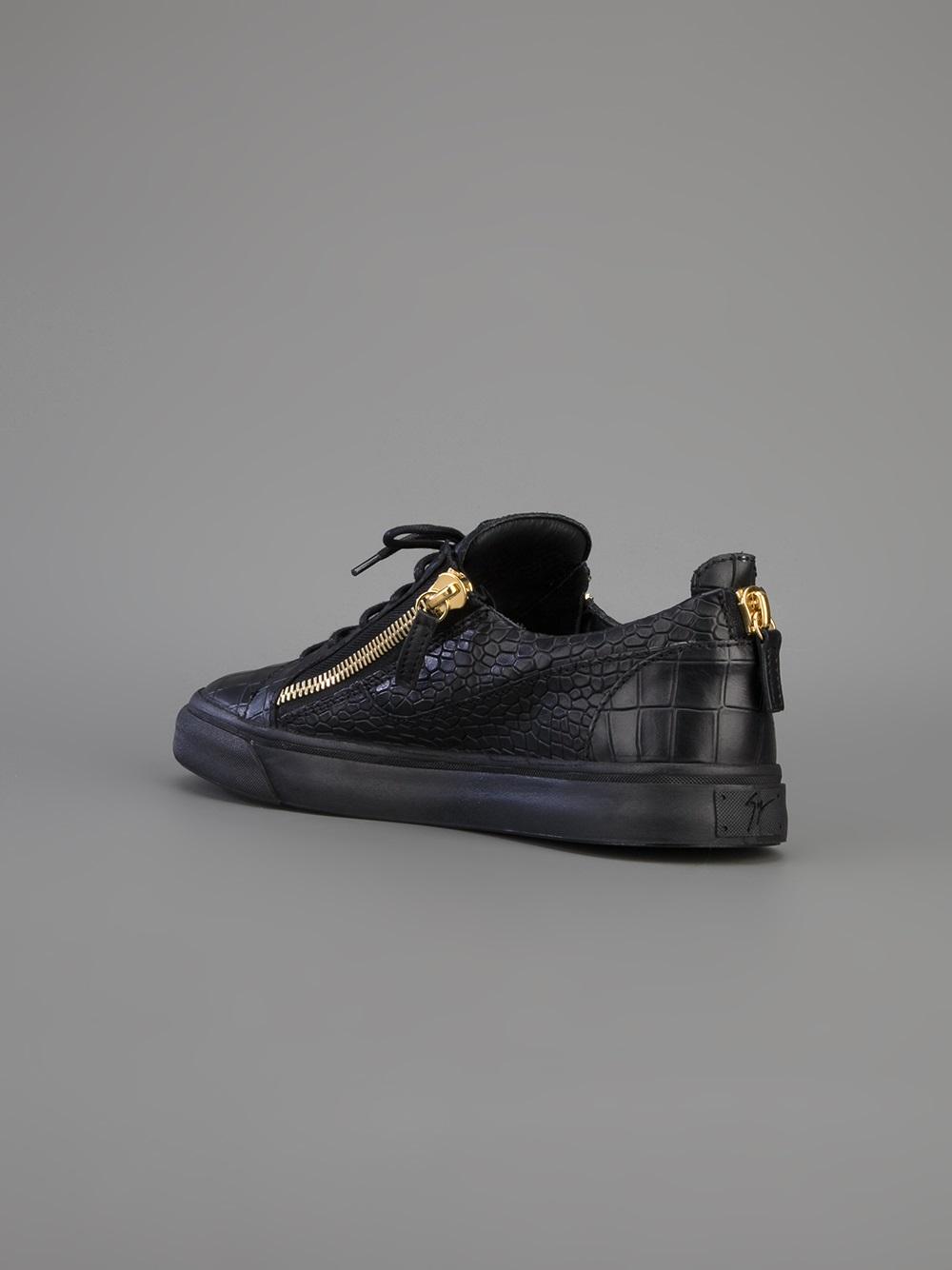 giuseppe zanotti design london ringo sneaker