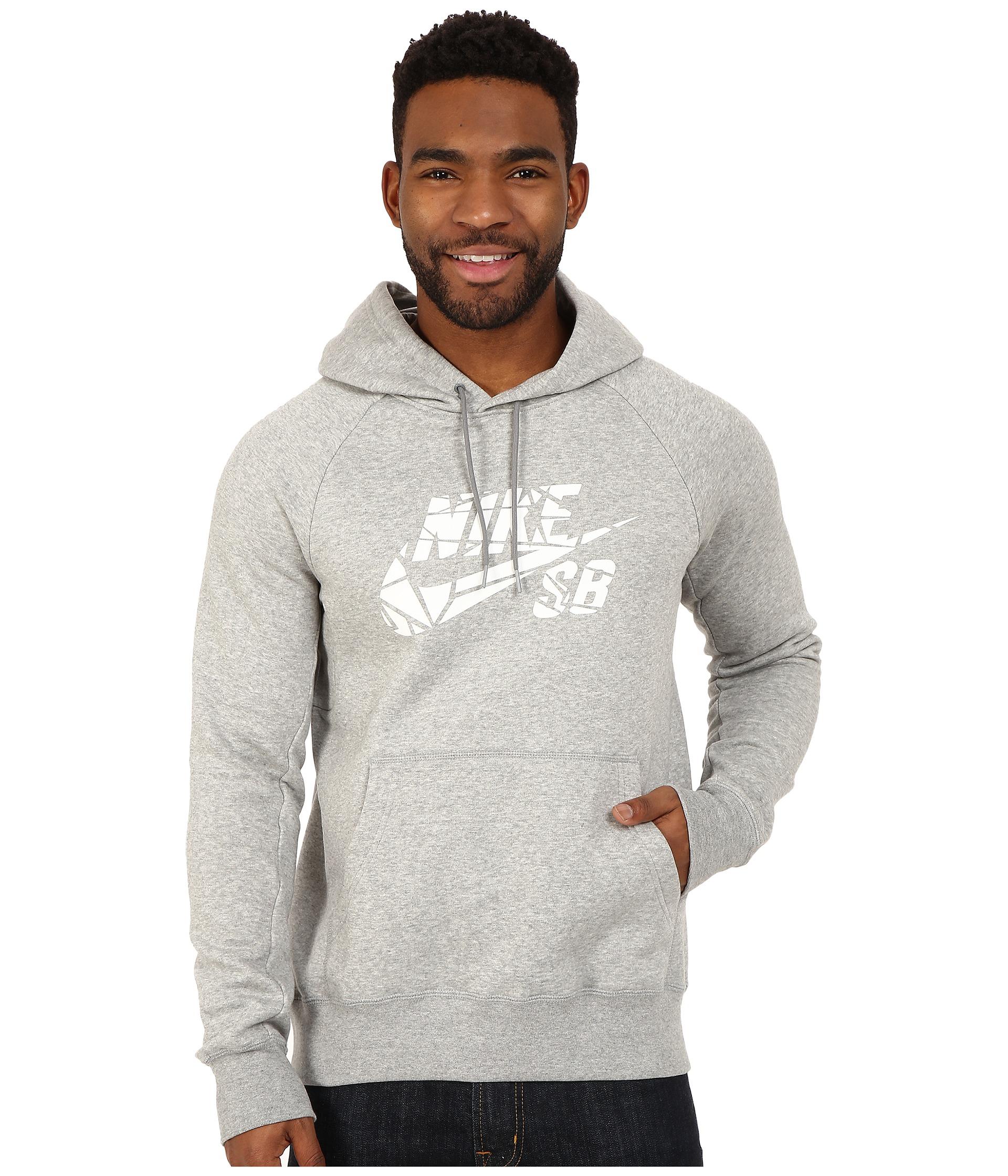 Nike SB Icon Dots Hoody Black White