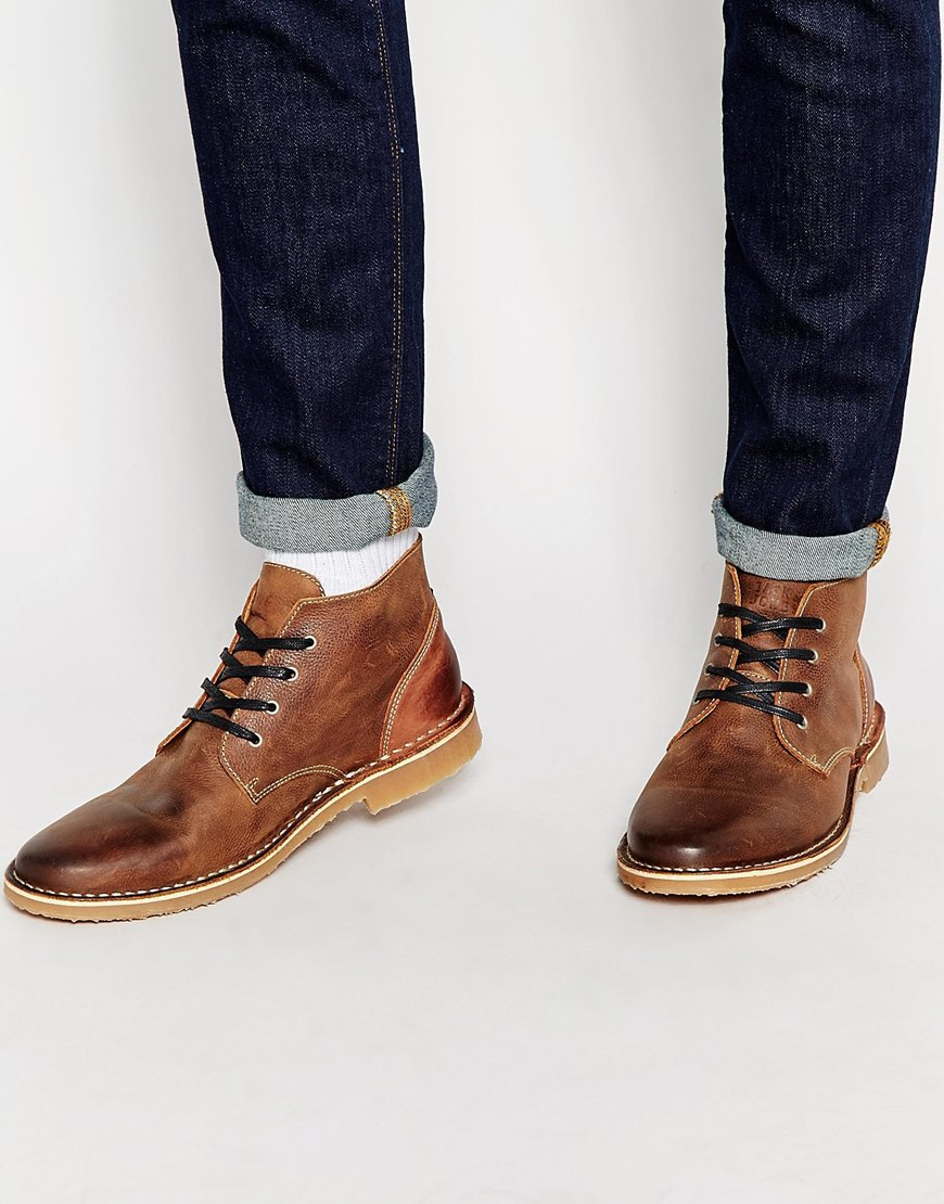 Jack & Jones Nubuck Boots With Warm Lining clearance Cheapest outlet lowest price discount really cmPW9uhVYO