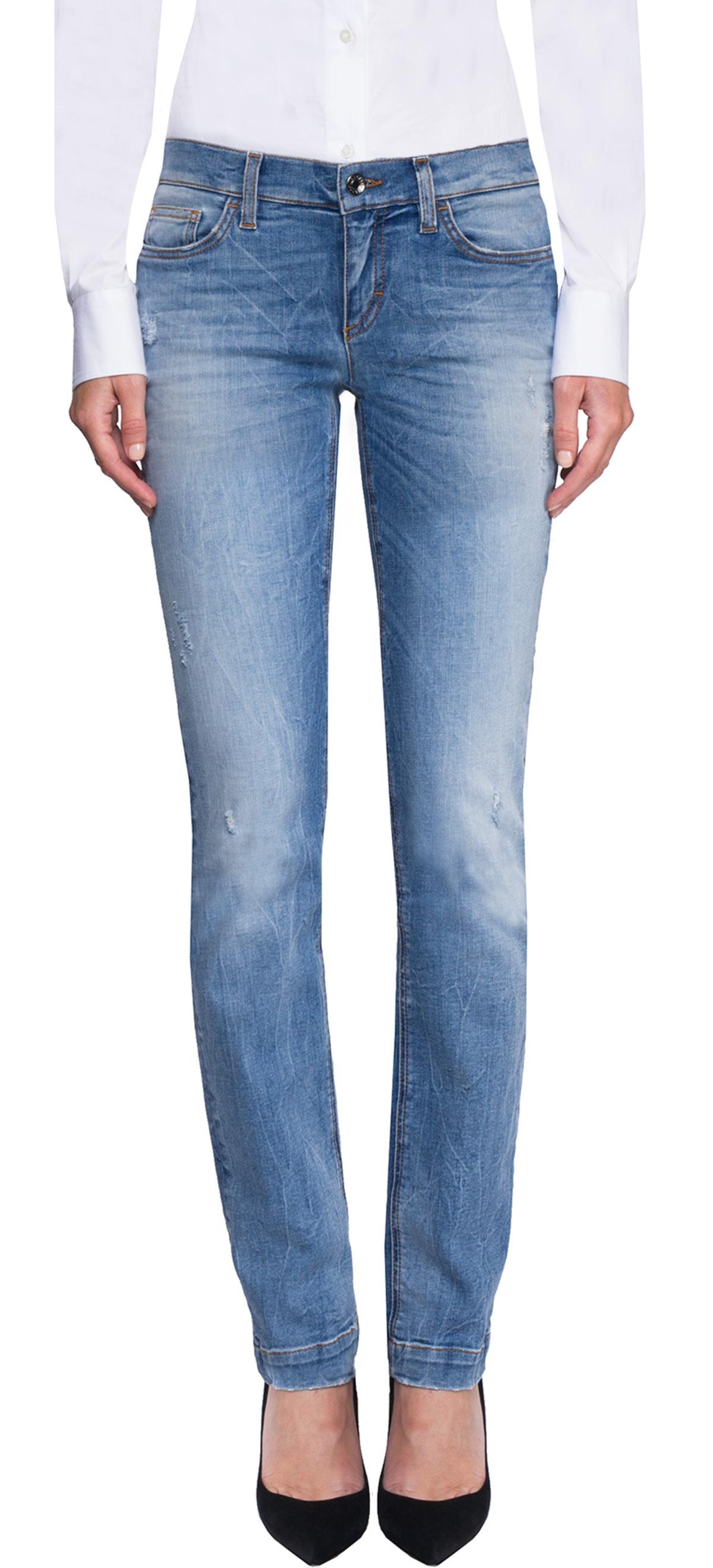 dolce gabbana jeans in blue lyst. Black Bedroom Furniture Sets. Home Design Ideas