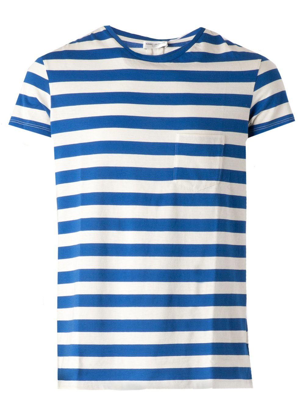 white and blue striped t shirt | Gommap Blog