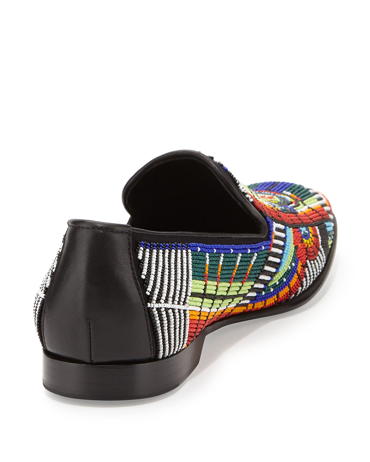Donald Pliner Beaded Mens Shoes