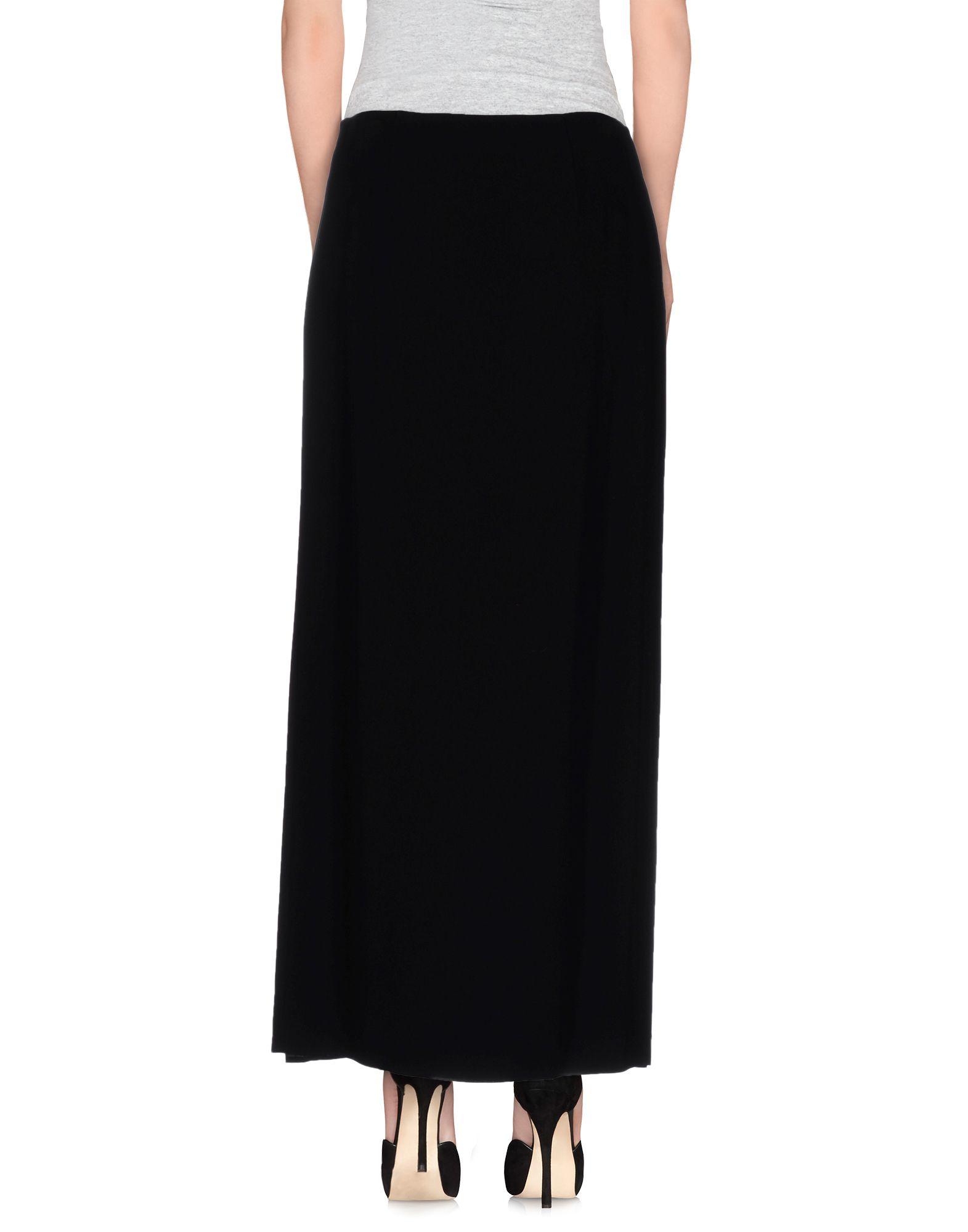 Lyst Etro Long Skirt In Black