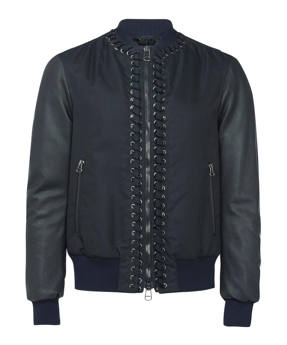 Bomber Jacket Fabric
