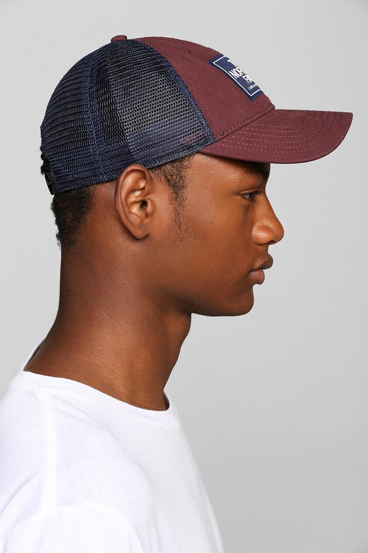Lyst - The North Face Mudder Trucker Hat in Brown for Men 4e54c5647a1