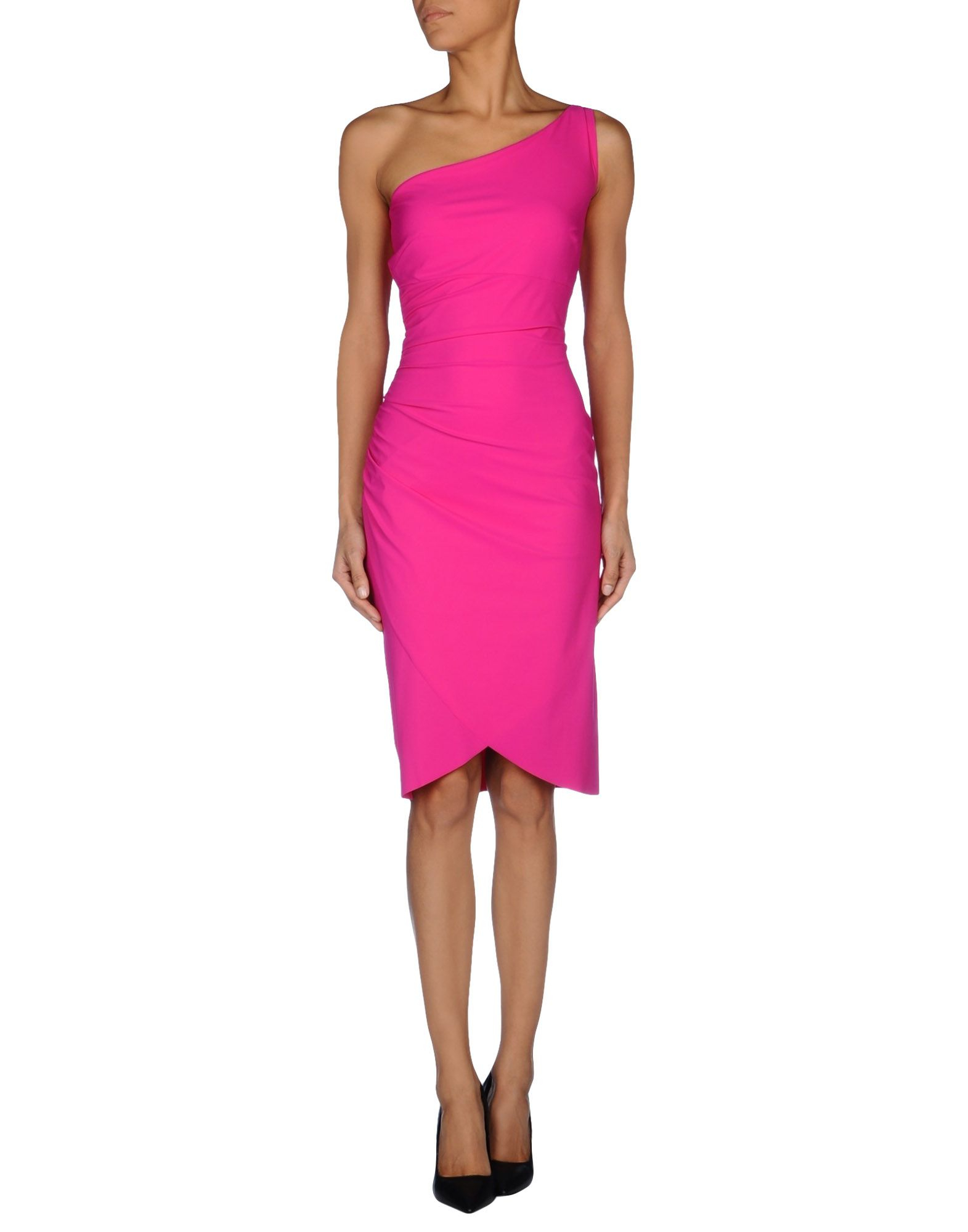 Chiara Boni The Most Popular Dress In America: La Petite Robe Di Chiara Boni Knee-Length Dress In Purple