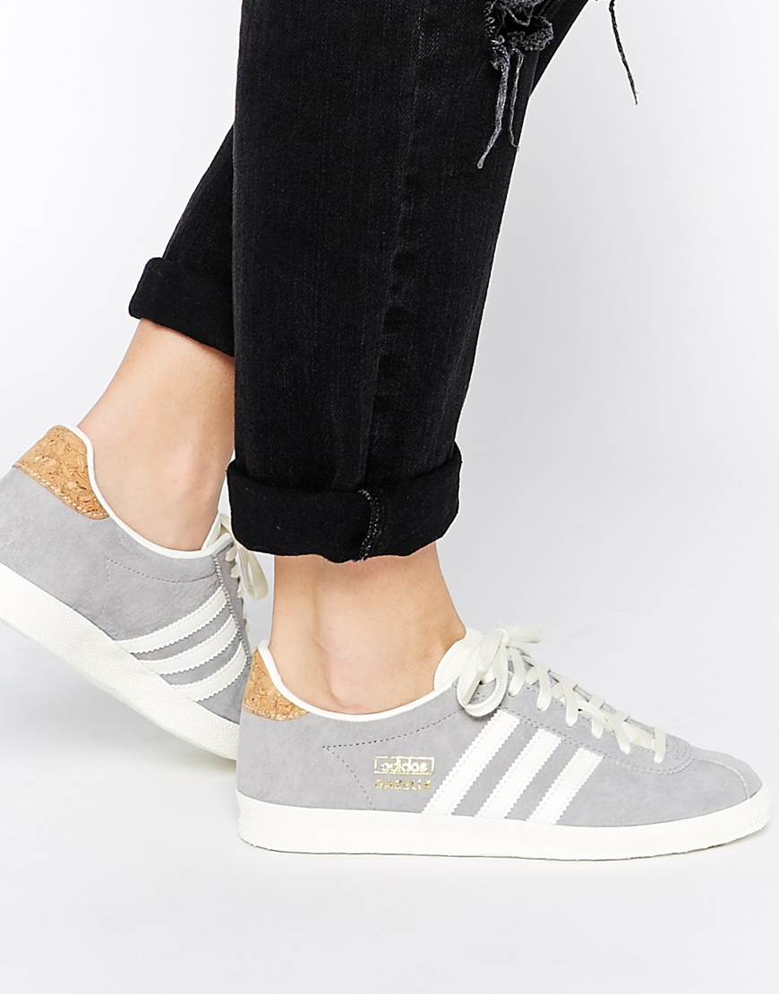 quality design 40130 dfba2 ... low price gallery. womens adidas gazelle 1d02e f4a65