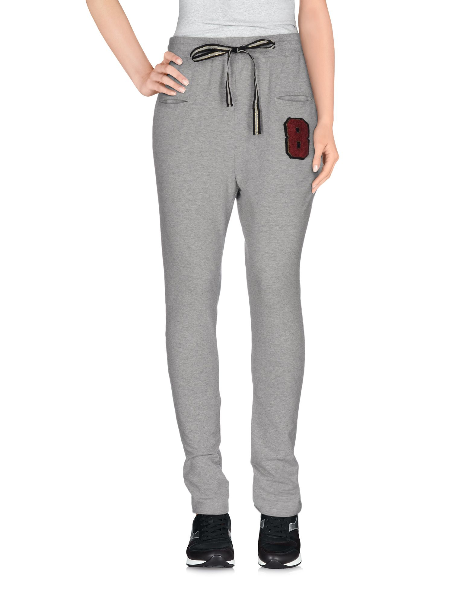 Innovative Richmond X Casual Trouser In Gray Light Grey  Save 75  Lyst