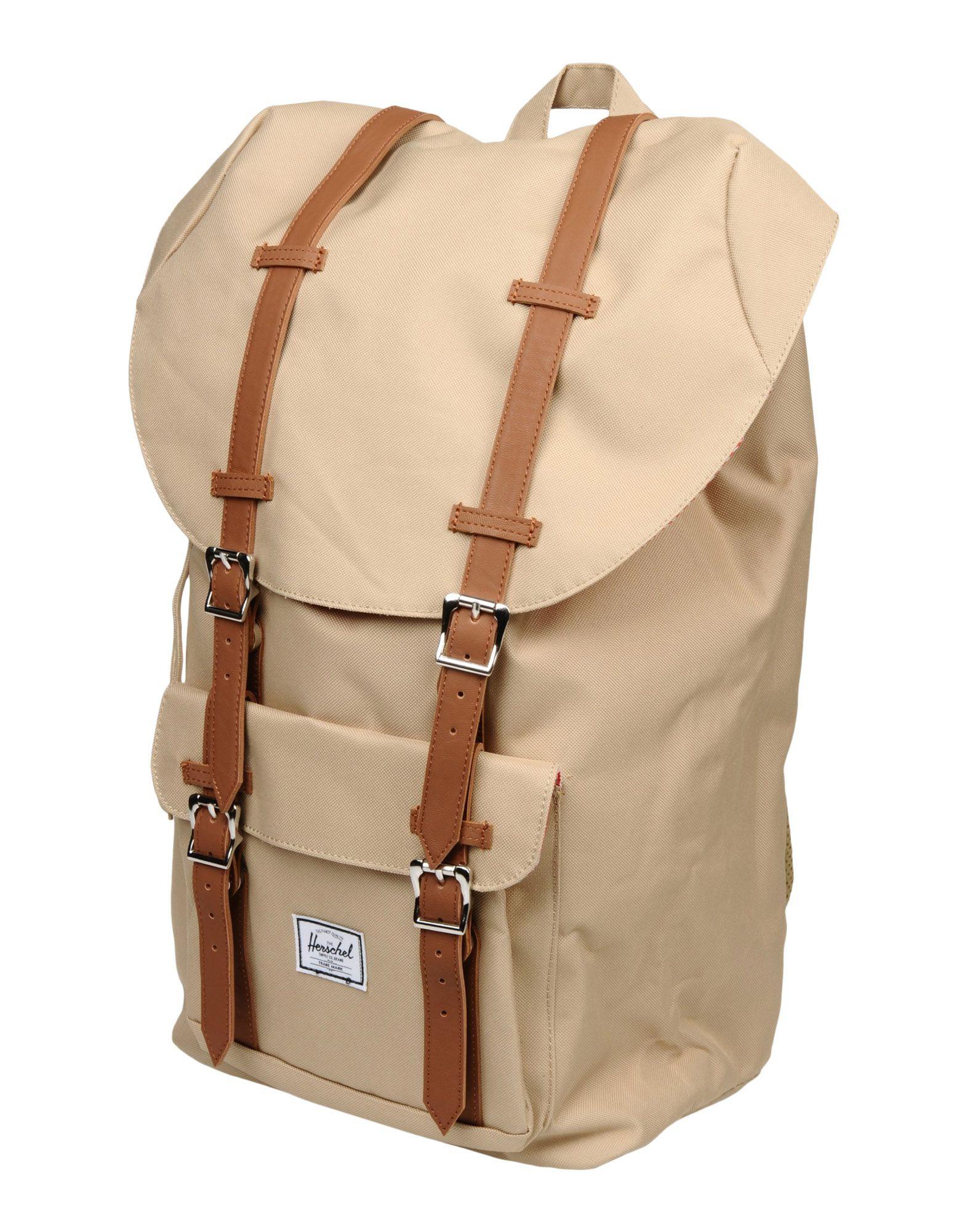 Herschel Supply Co Rucksacks Amp Bumbags In Beige For Men