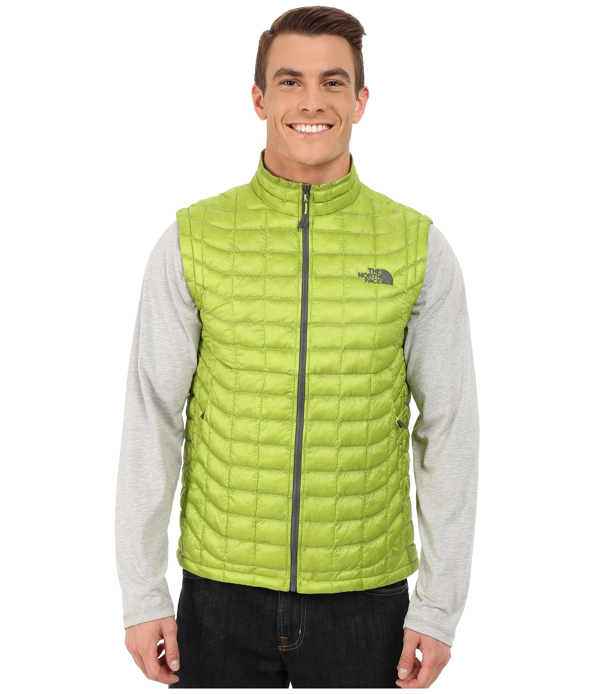 25cd8584f Men's Green Thermoball™ Vest