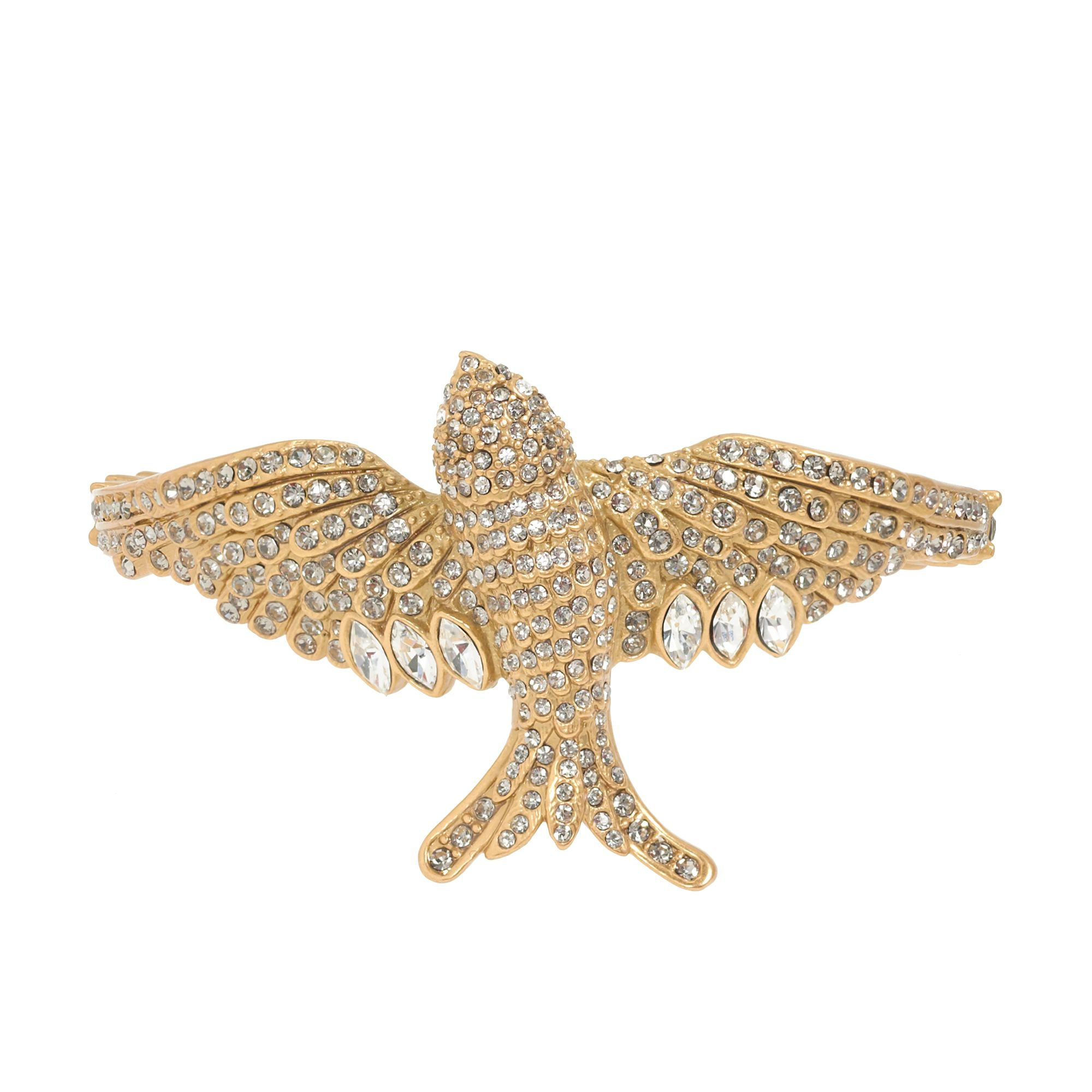 J.Crew Sparrow Cuff in Gold (Metallic)