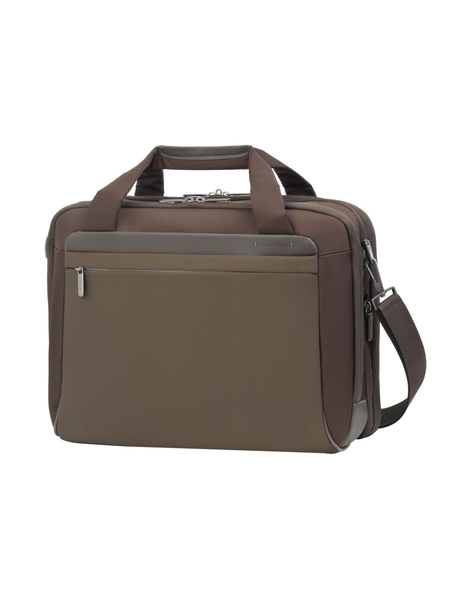 Samsonite Spectrolite Laptop Bag in Brown