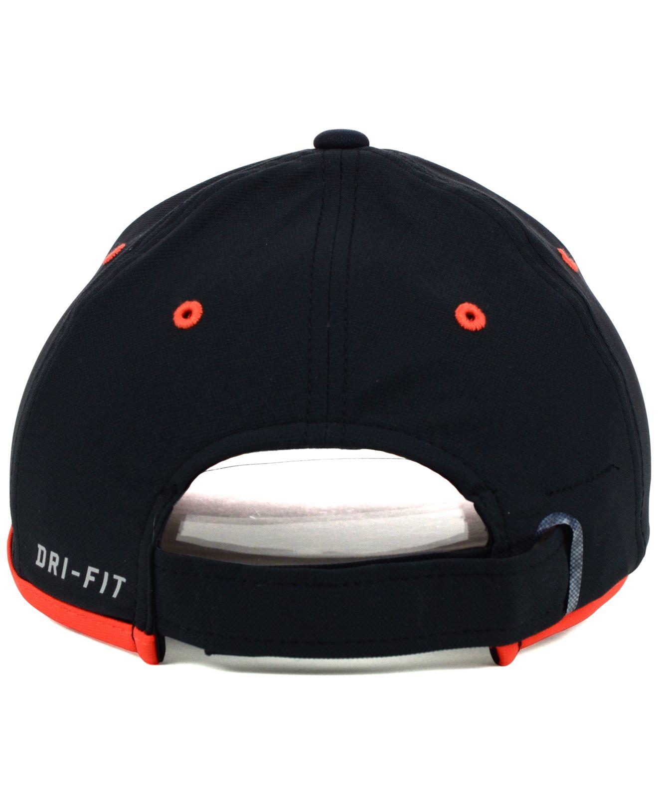 952481808b2 Lyst - Nike Oklahoma State Cowboys Coaches Dri-fit Cap in Black for Men