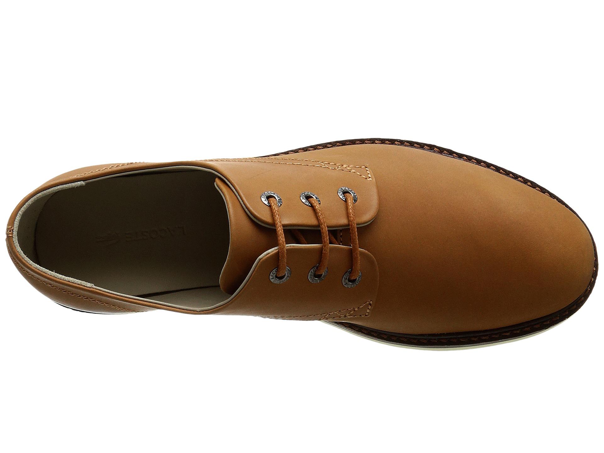 385fd8300 Lyst - Lacoste Sherbrooke 116 1 in Brown for Men