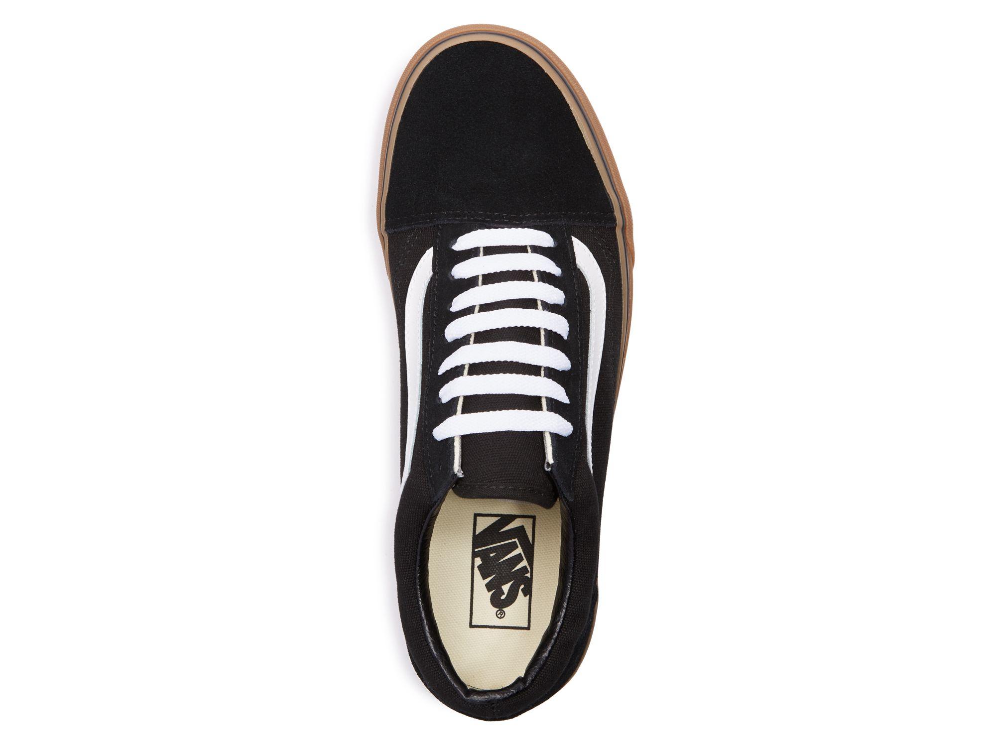 Vans Old Skool Lace Up Sneakers in
