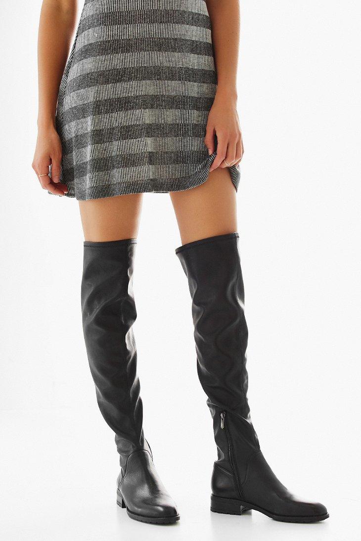 Womens Boots Sam Edelman Remi Black Suede