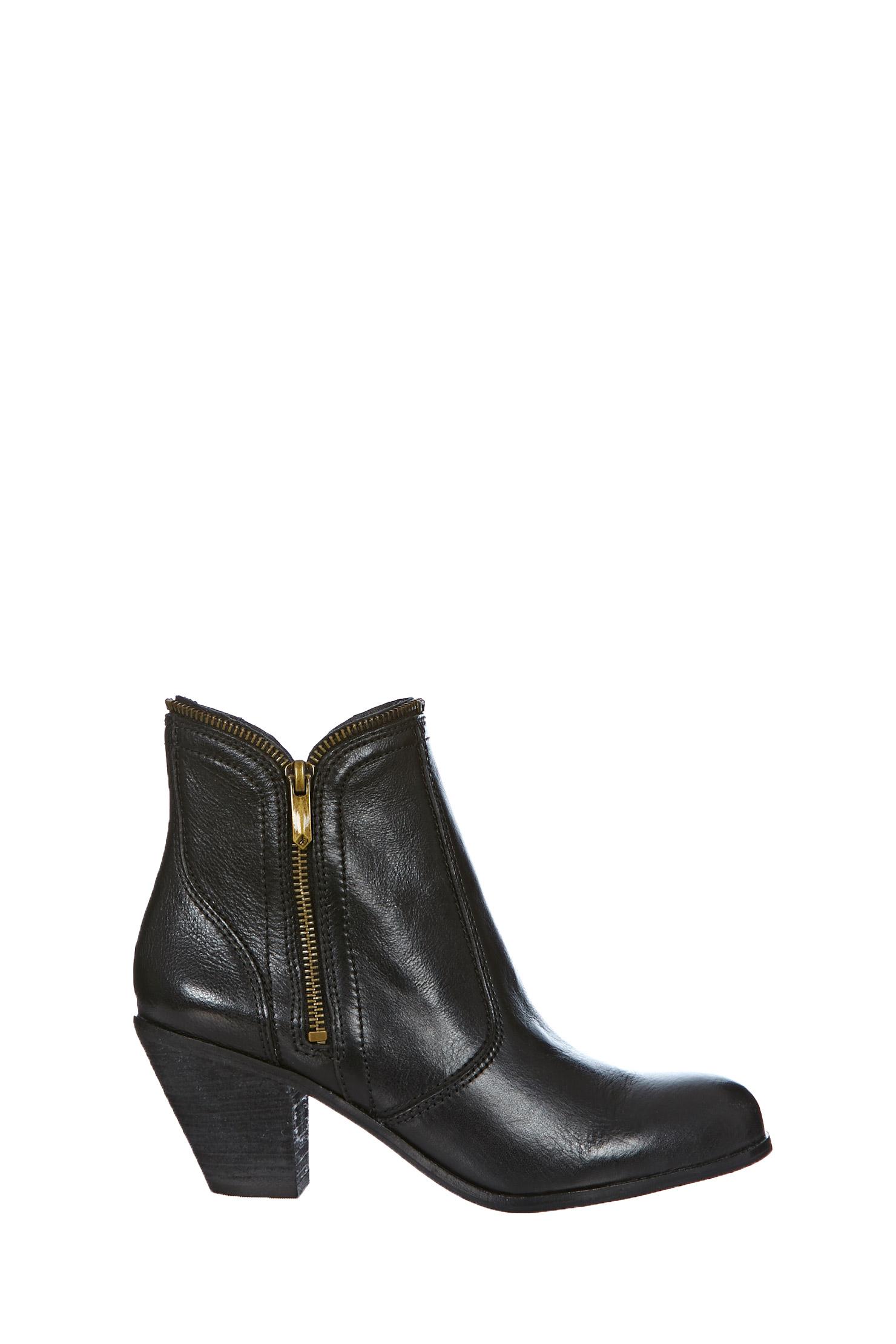 sam edelman boots c9095l1001 linden in black lyst