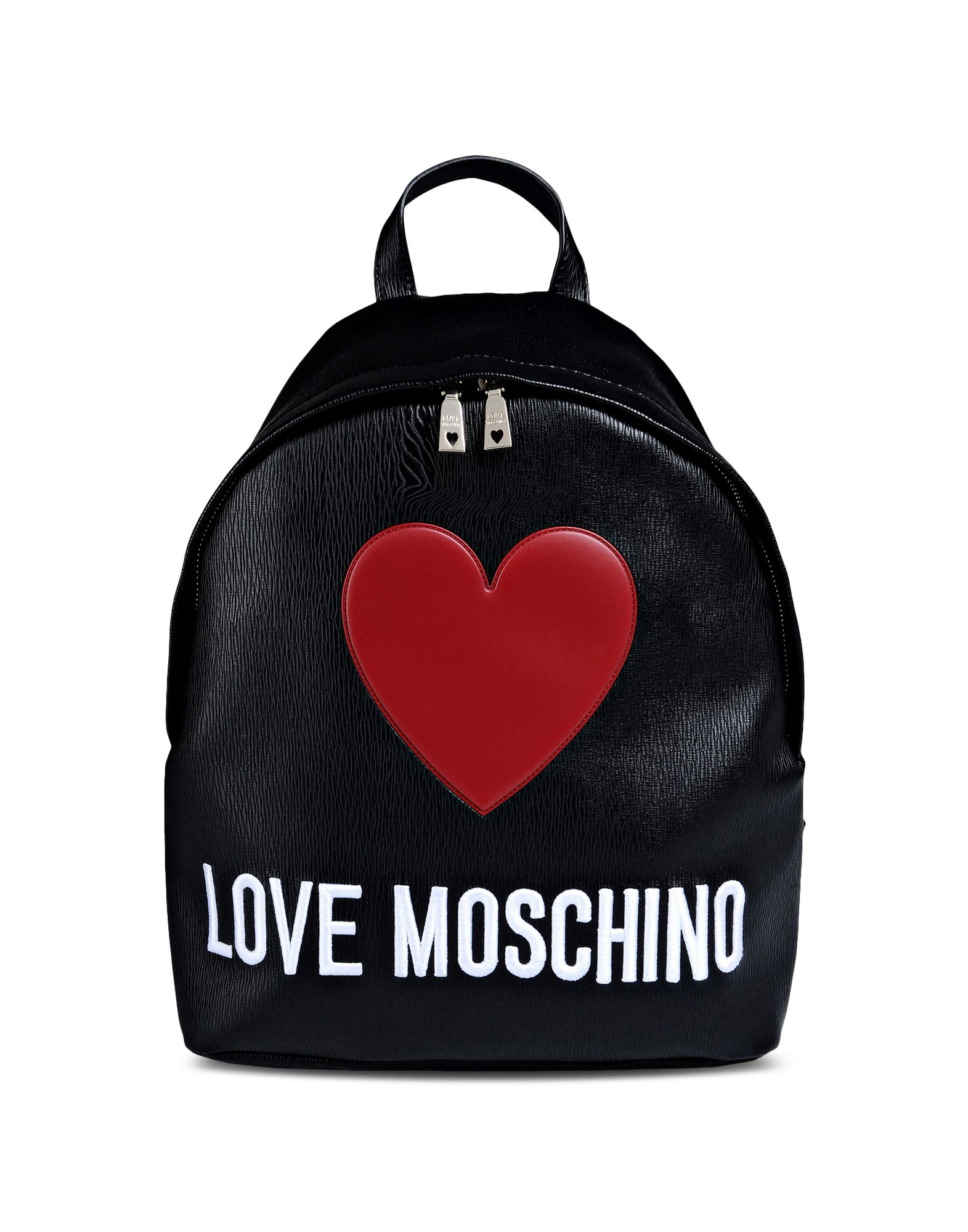 love moschino rucksack in black lyst. Black Bedroom Furniture Sets. Home Design Ideas