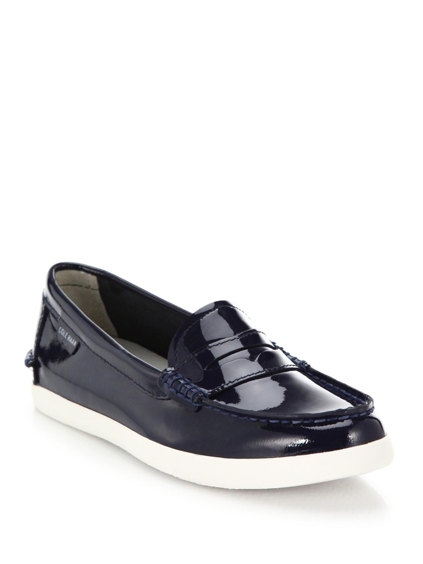 Cole Hann Leather Boat Shoes