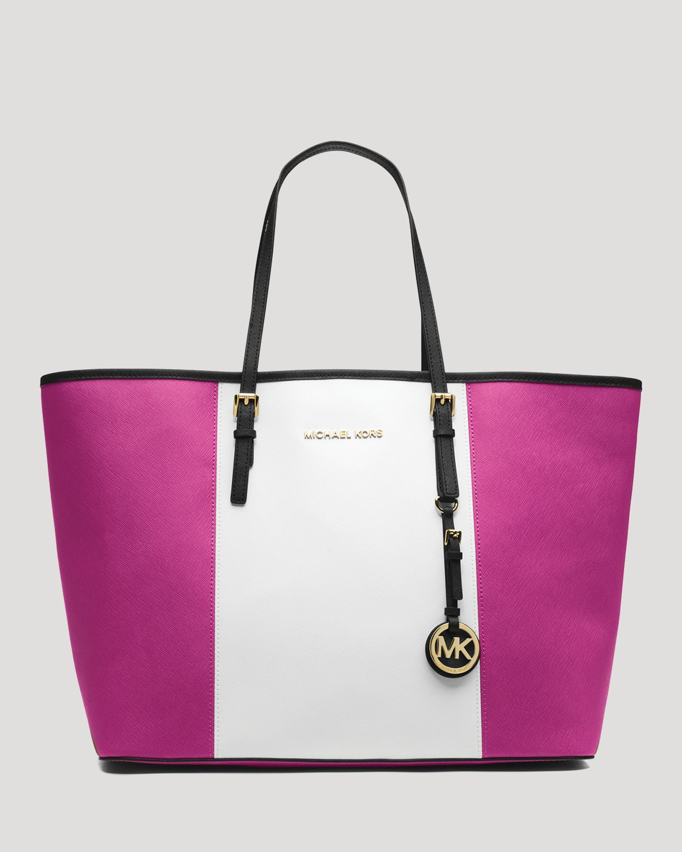 Pink And White Michael Kors Purse - Best Purse Image Ccdbb.Org 9e8834422e