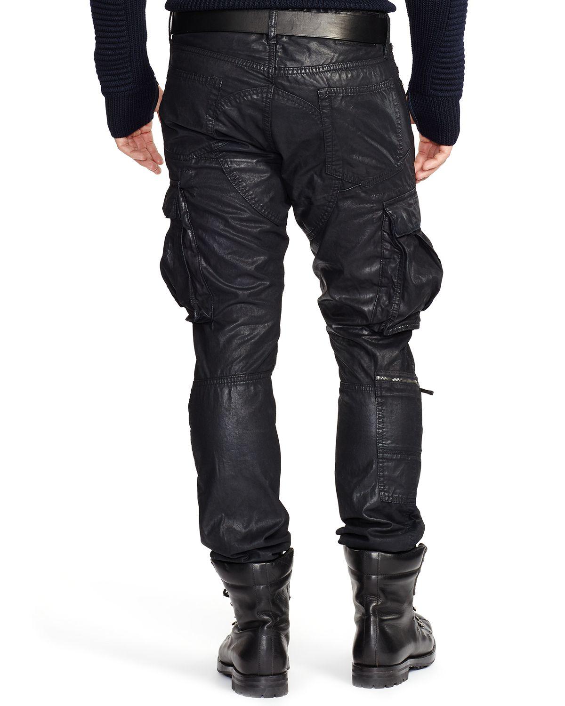 Polo ralph lauren Liquid Denim Slim Fit Cargo Pants - 100 ...