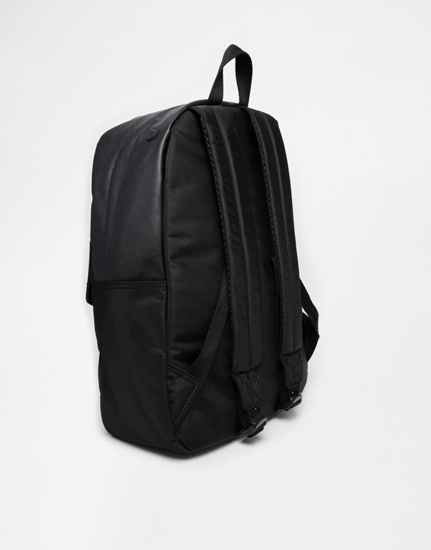 tommy hilfiger backpack in black for men lyst. Black Bedroom Furniture Sets. Home Design Ideas