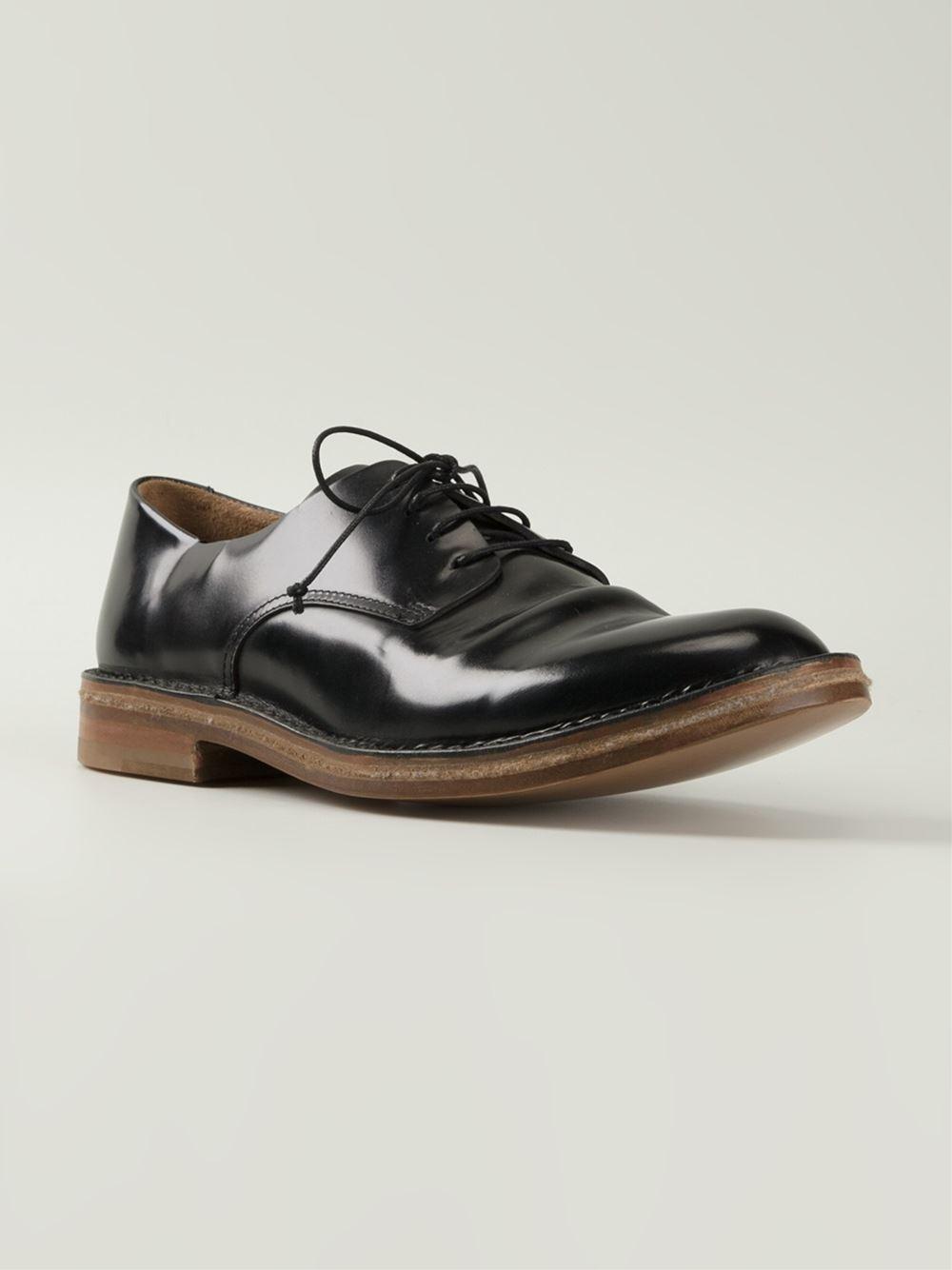 Buttero Classic derby shoes ia3uT43g