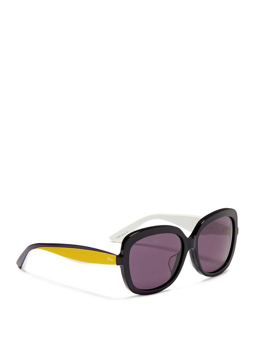 f3f1be6e450 Dior Multi Color Shield Sunglasses « Heritage Malta