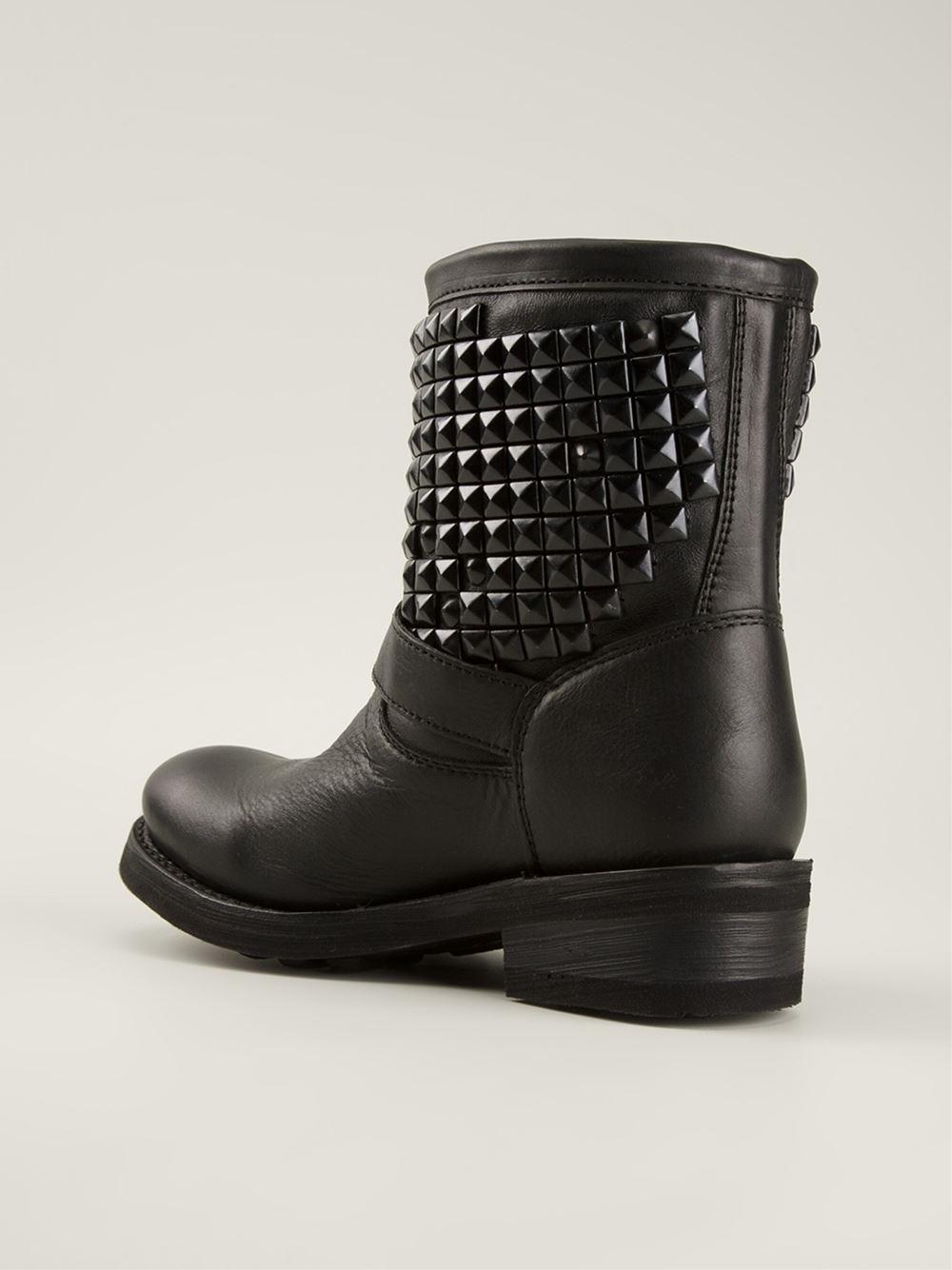 28887e34e7a333 boots ash titan noir,Femme Bottines Boots Ash TERRIBLE noir,ash zania  espadrilles,boots ash trash,