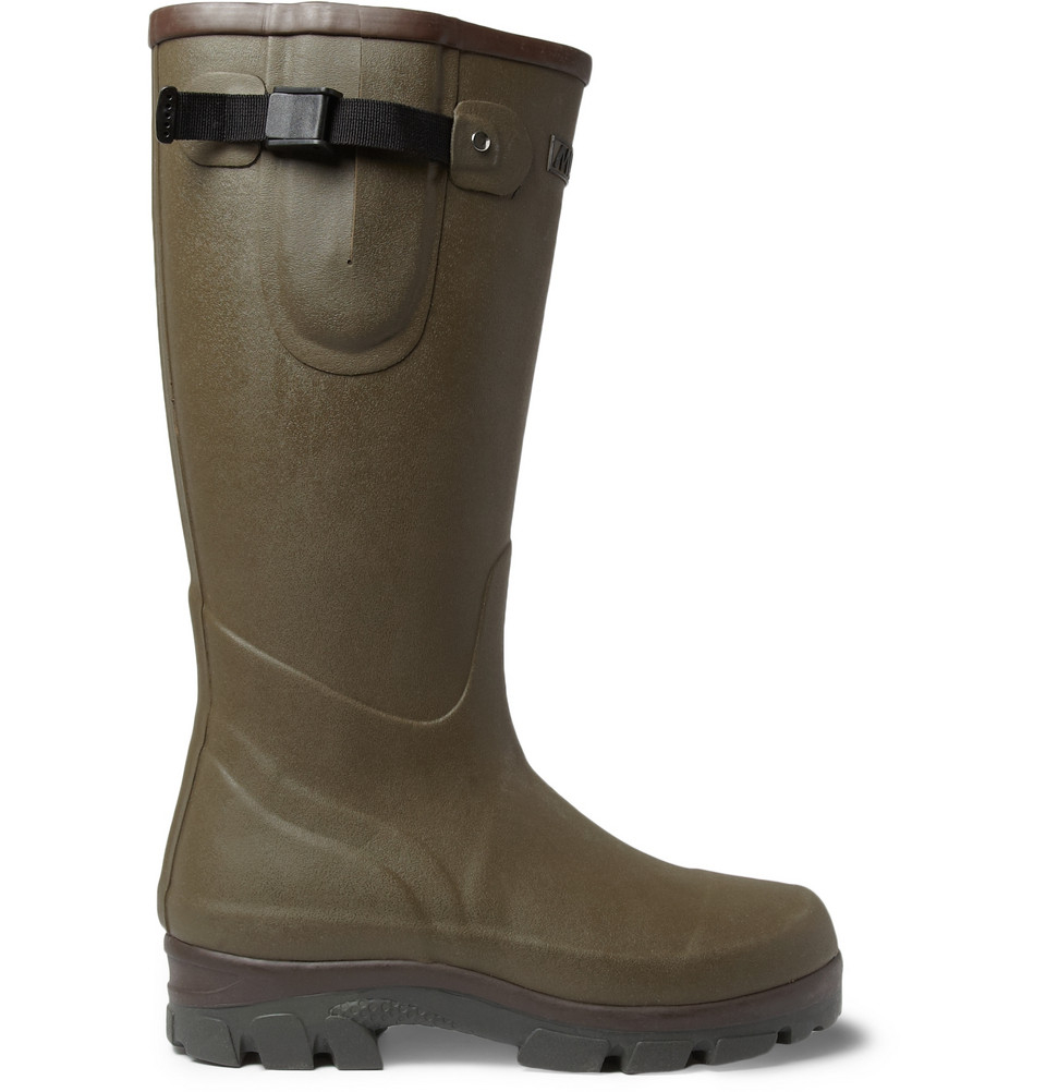Musto Shooting Holmside Country Wellington Boots In