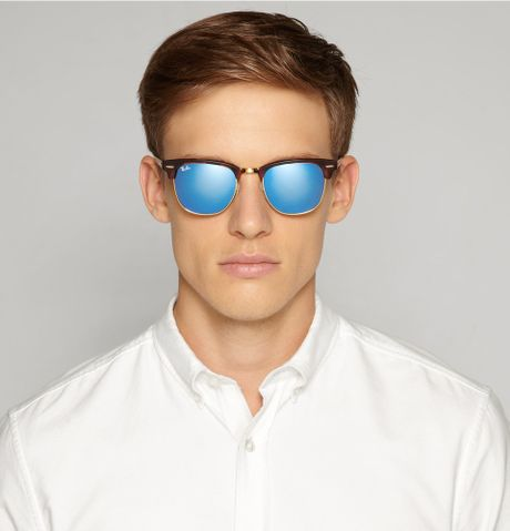 ray ban mirror clubmaster