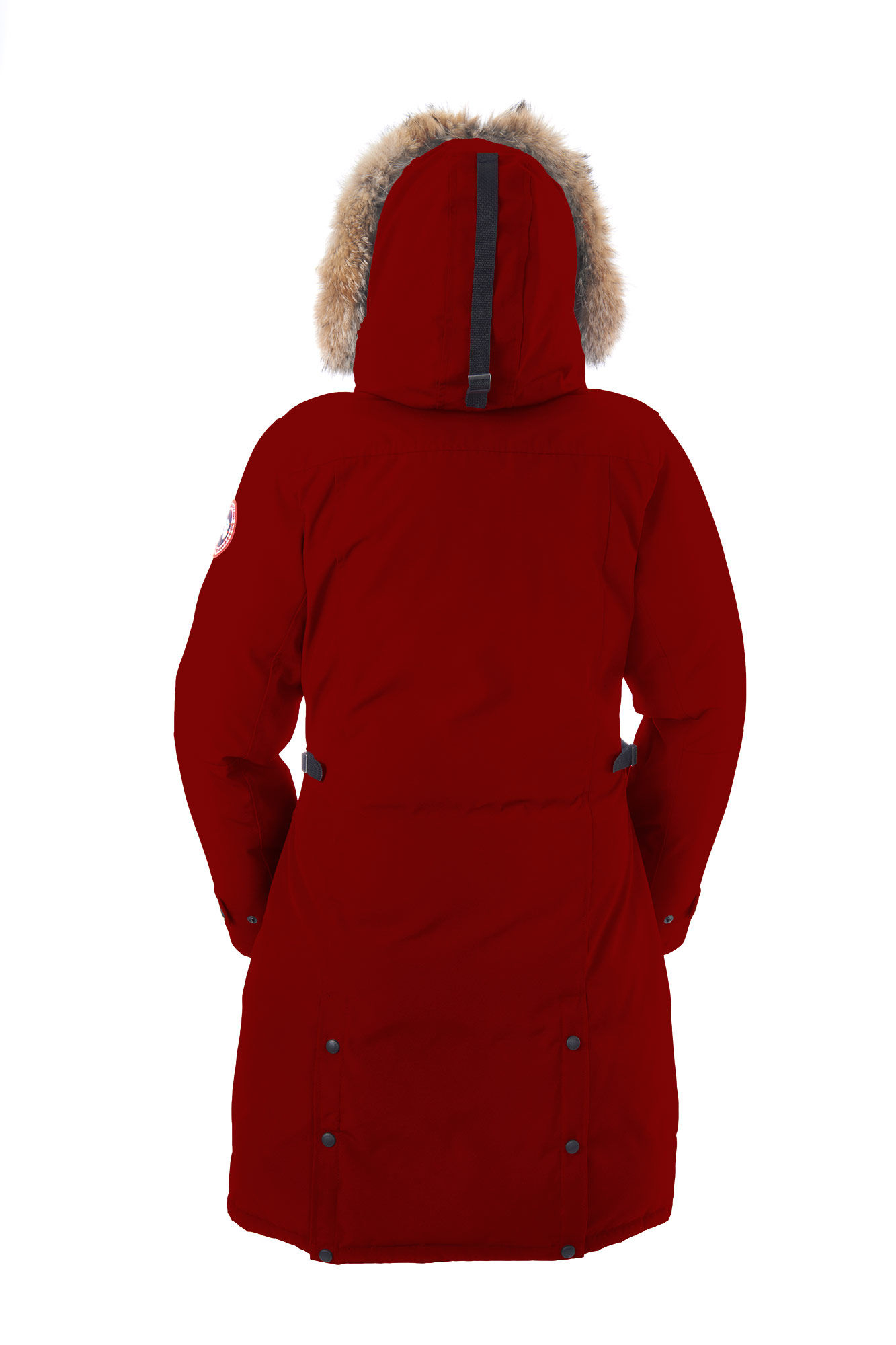 Canada Goose expedition parka online authentic - Canada goose Kensington Parka in Red (Redwood) | Lyst