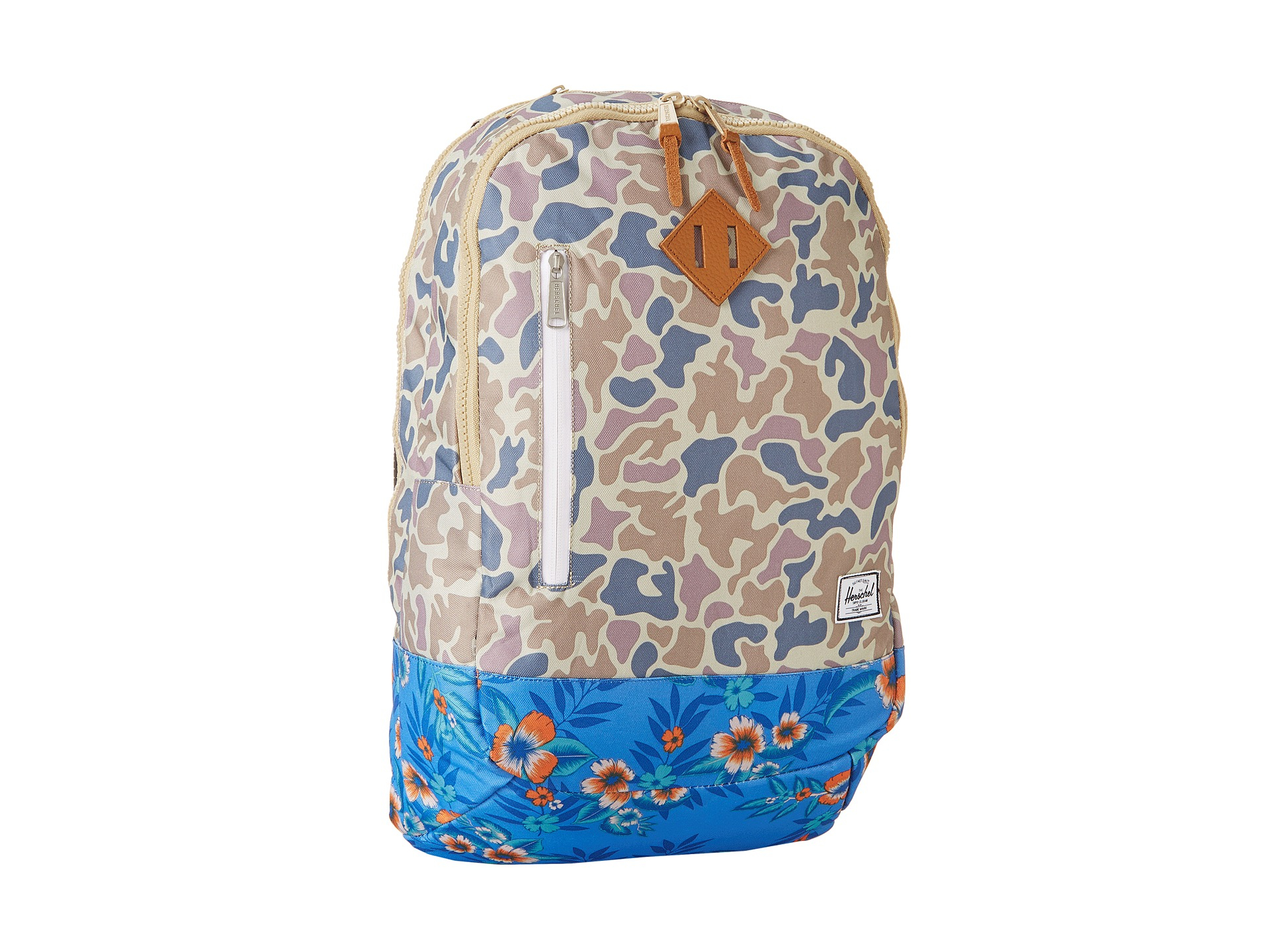 Herschel Supply Co Camouflage Village Backpack  cd1992e50a022
