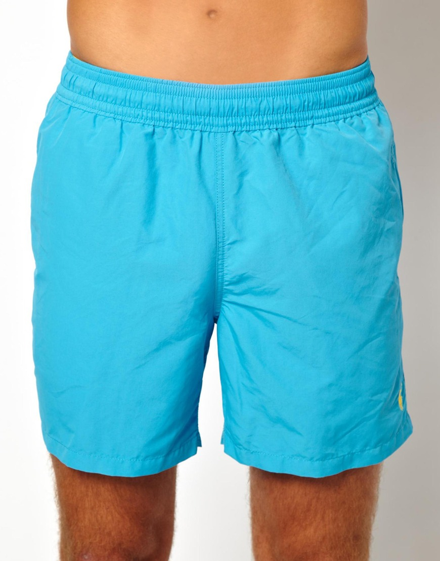 ralph lauren swim for women short polo