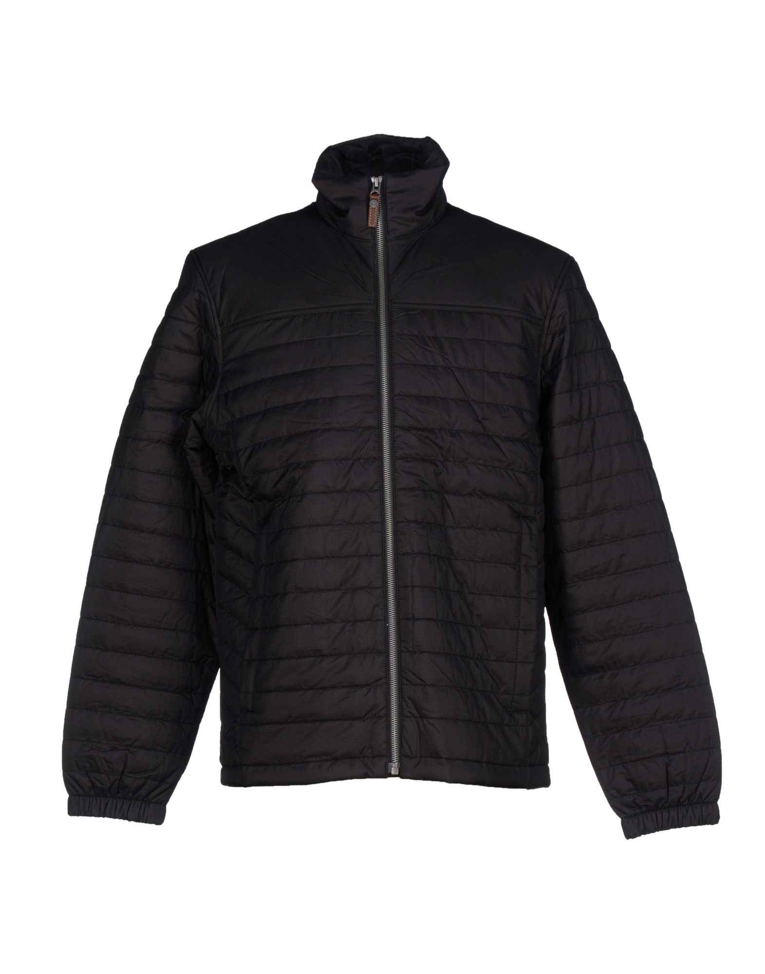 timberland jacket in black for lyst