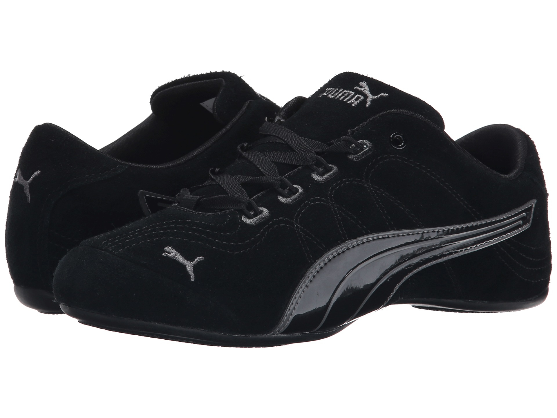 biggest selection coupon code discount collection Soleil V2 Suede Patent