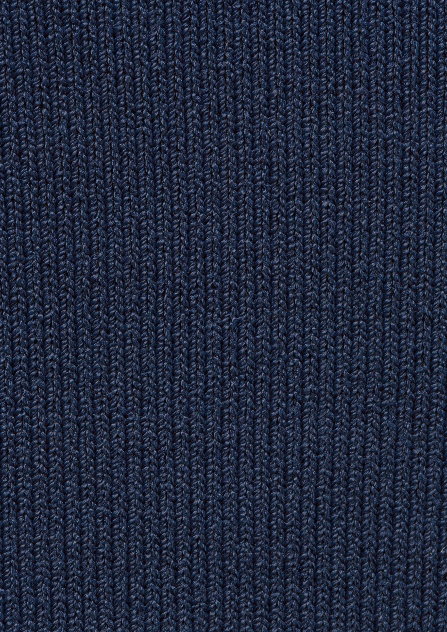 & Other Stories Synthetic Zip Detail Sweater in Blue