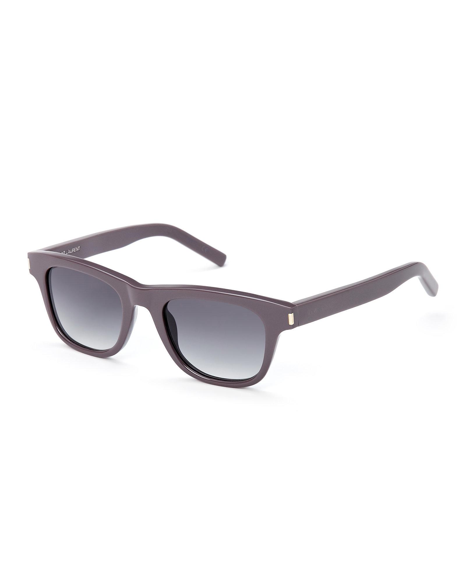 Men 2 Grey Gray Classic Wayfarer I1djj Saint For Sunglasses Laurent I9HbeEDYW2