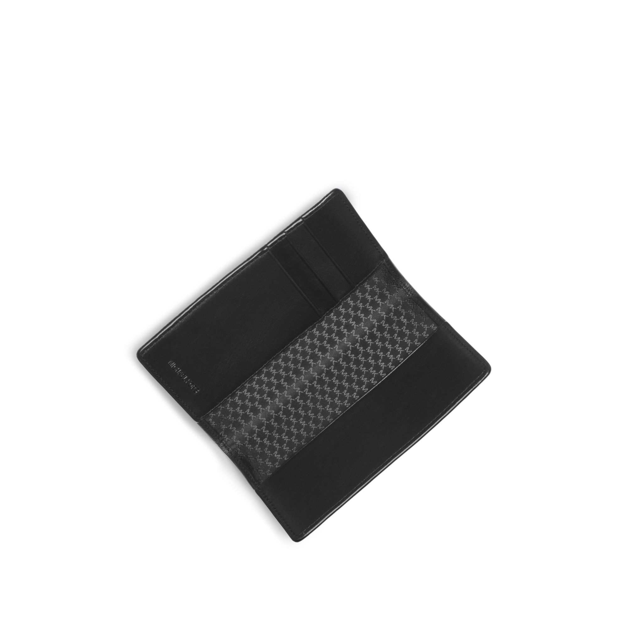 e282da75ef77 ... czech lyst michael kors jet set mens logo passport wallet in black for  men c7d09 484de
