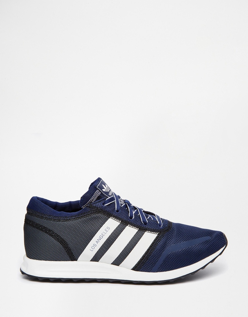 adidas originals los angeles trainers mens