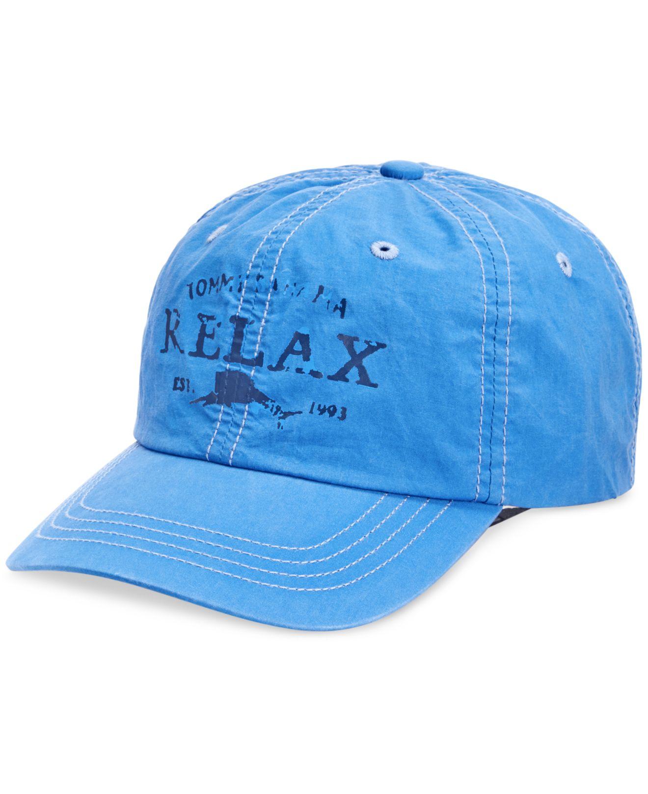 Lyst - Tommy Bahama Men s Swim Shady Cap in Blue for Men ea76880fb4b8