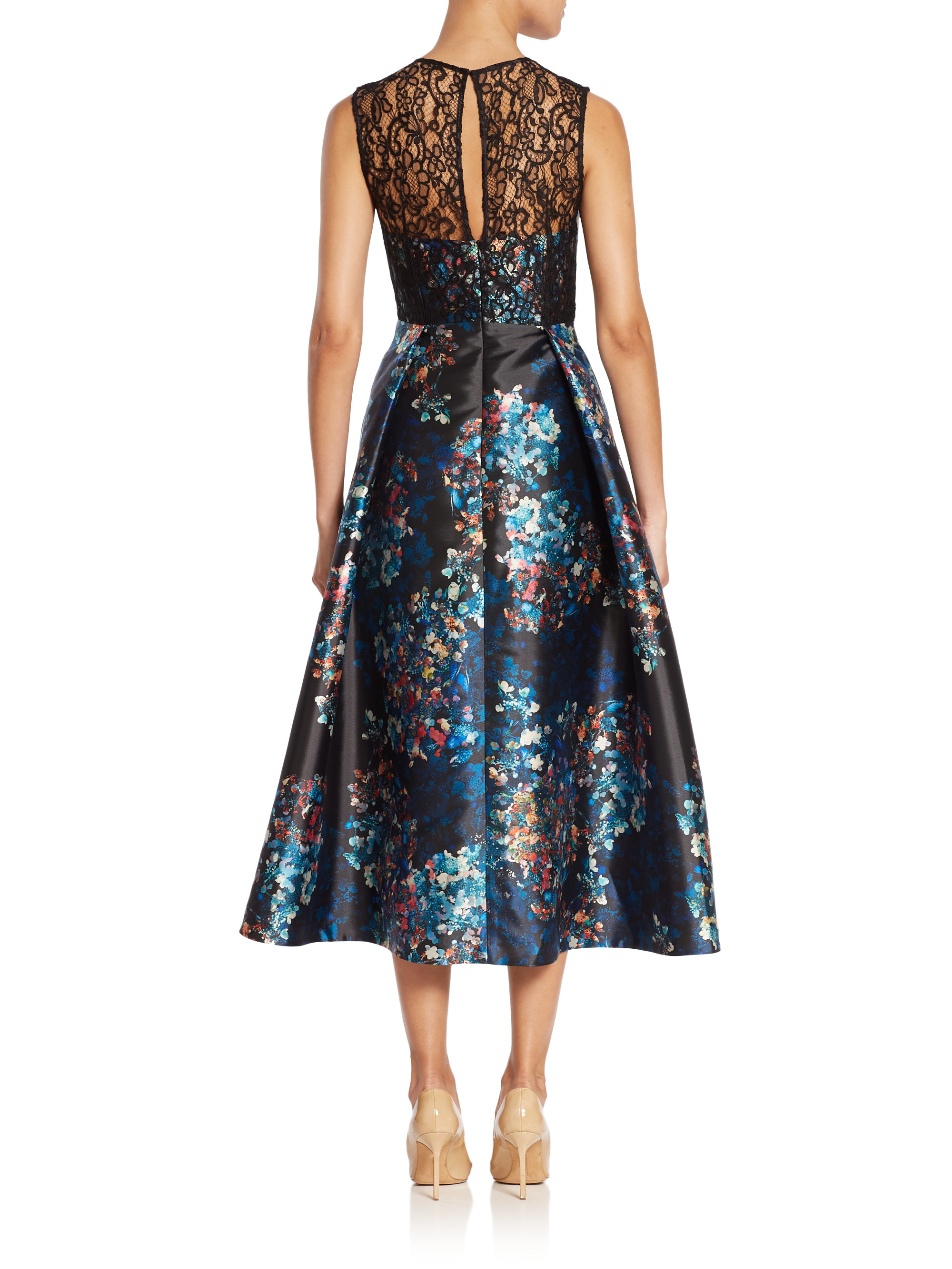 L k bennett long dresses