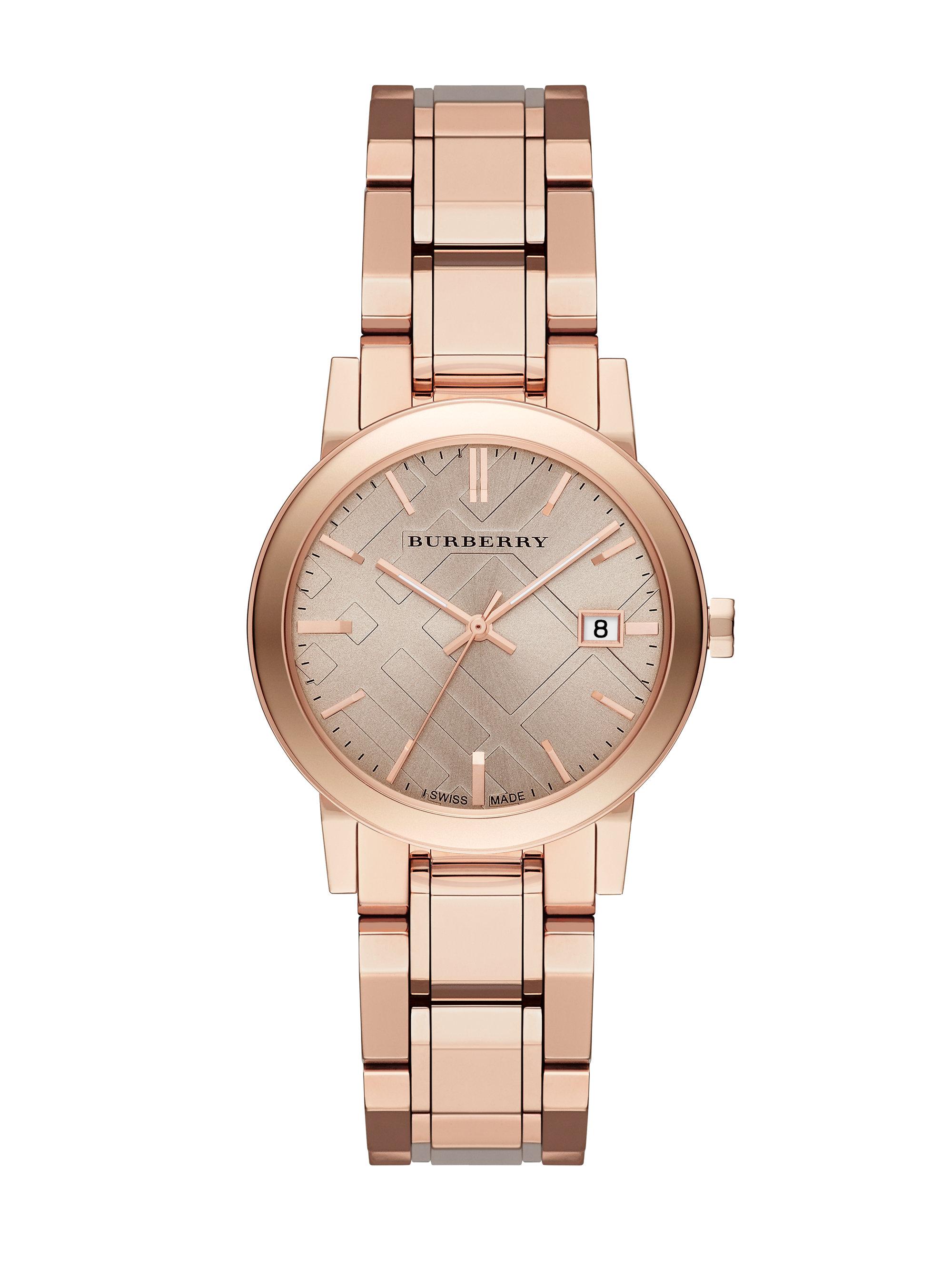 burberry watch 34mm