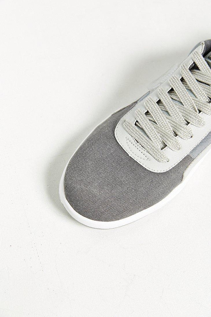 e9d22d0feaa7d PUMA Gray G. Vilas Canvas Sneaker for men