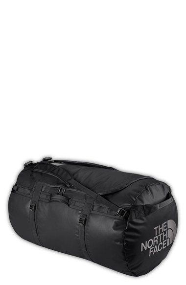 4cdfce485 The North Face Black 'base Camp - X-small' Convertible Duffel Bag for men