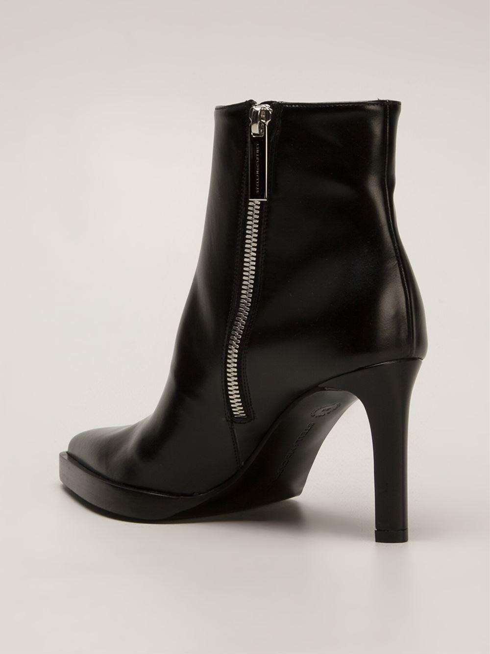Stella McCartney 'Felix' Boots in Black
