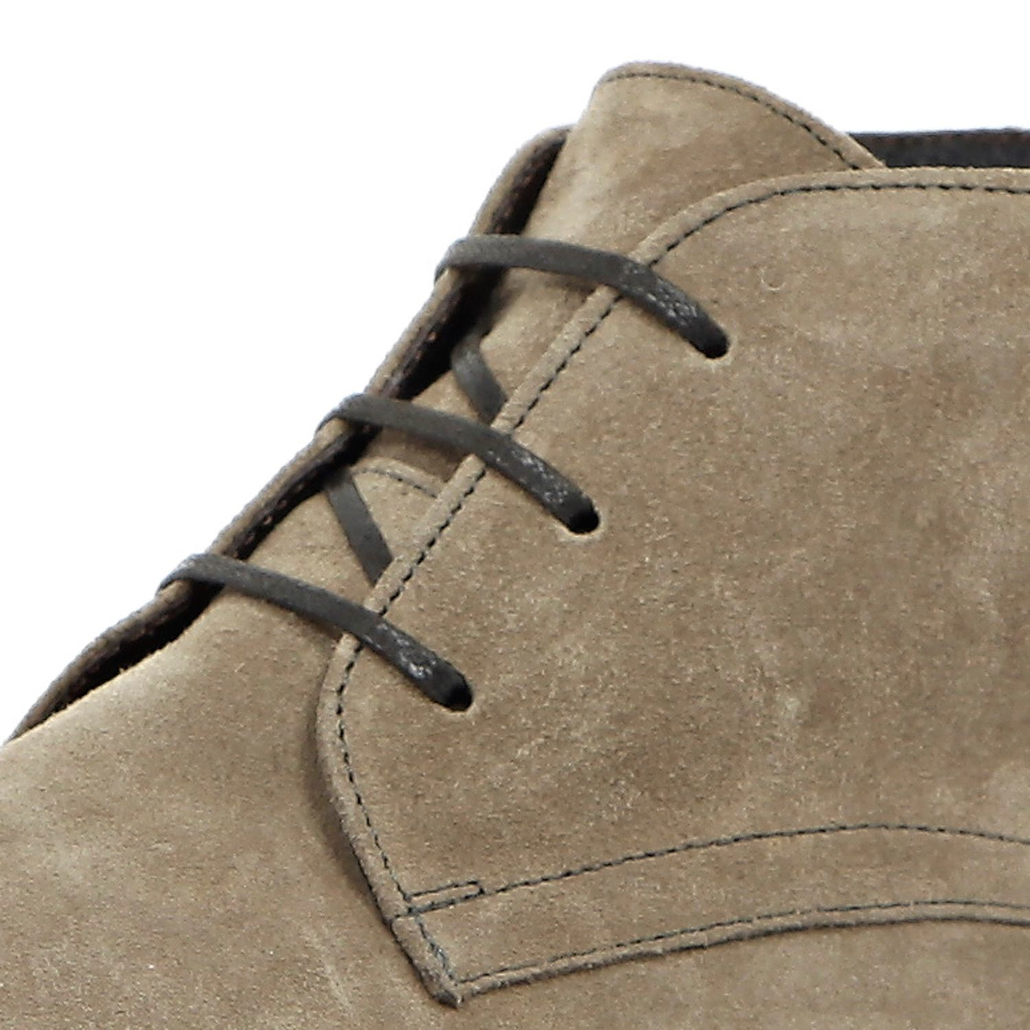 b72e95ec417 River Island Brown Suede Chunky Chukka Boots in Brown for Men - Lyst