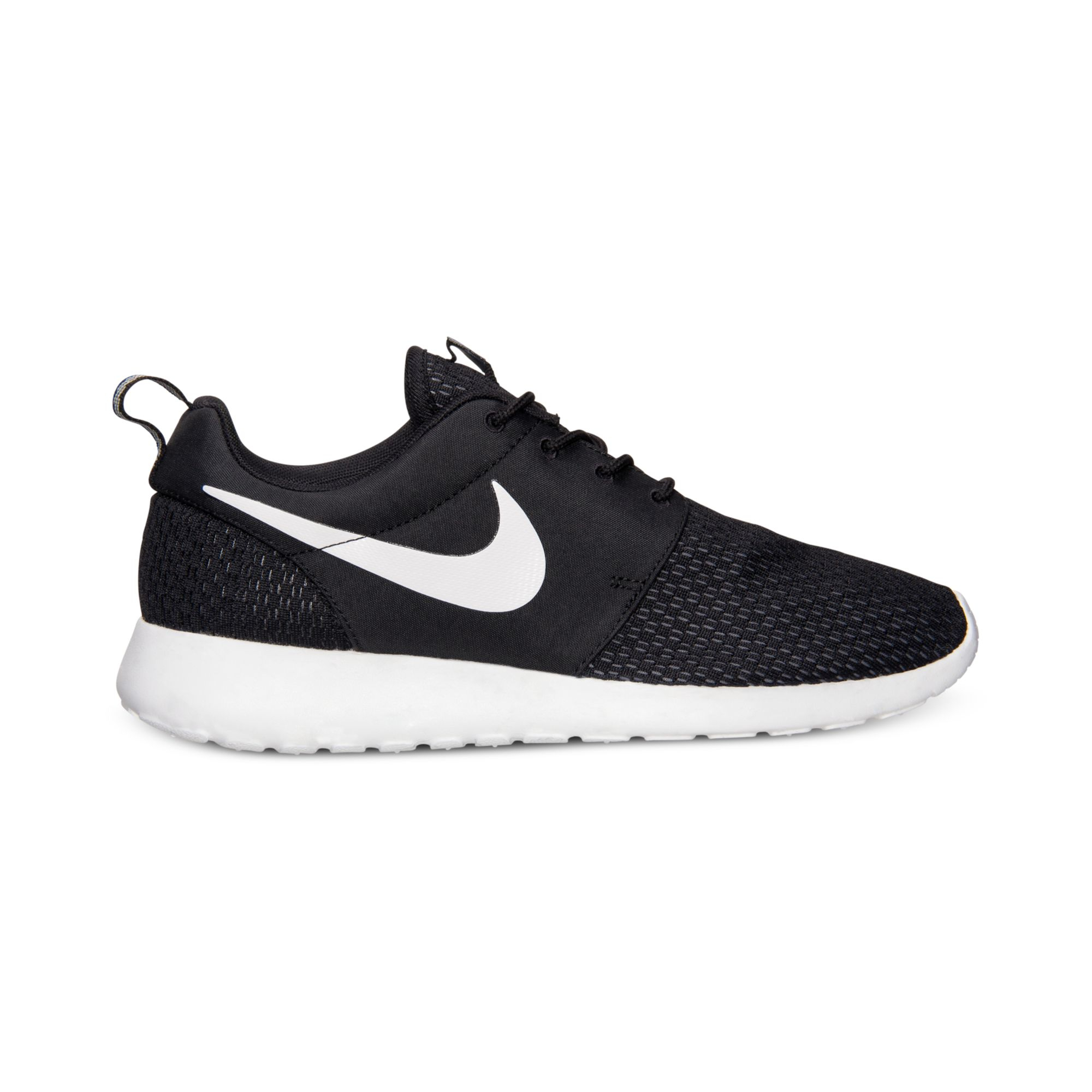 Nike Men'S Roshe Run Casual Sneakers From Finish Line in ...