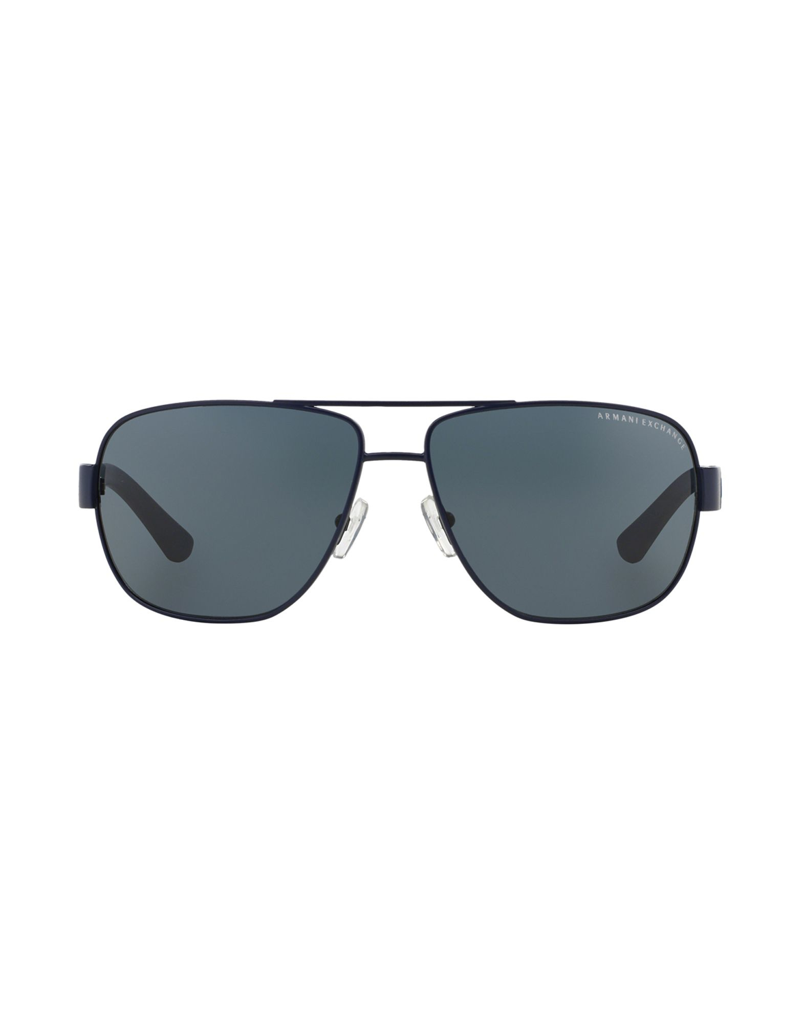 Armani Exchange Metal Shield Sunglasses Www Tapdance Org