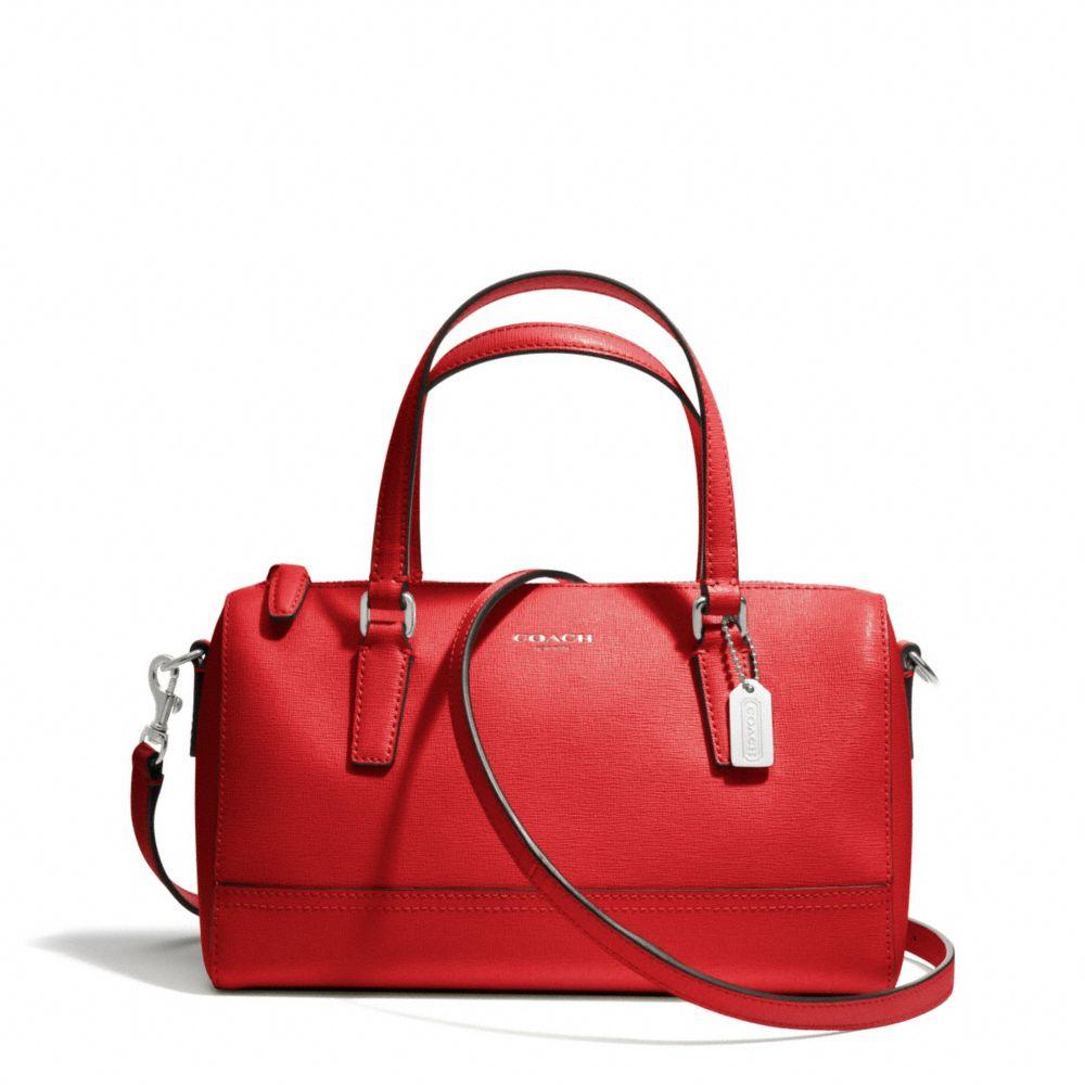 02cac74fe6 switzerland coach saffiano leather mini satchel usa login 2840a 9588d